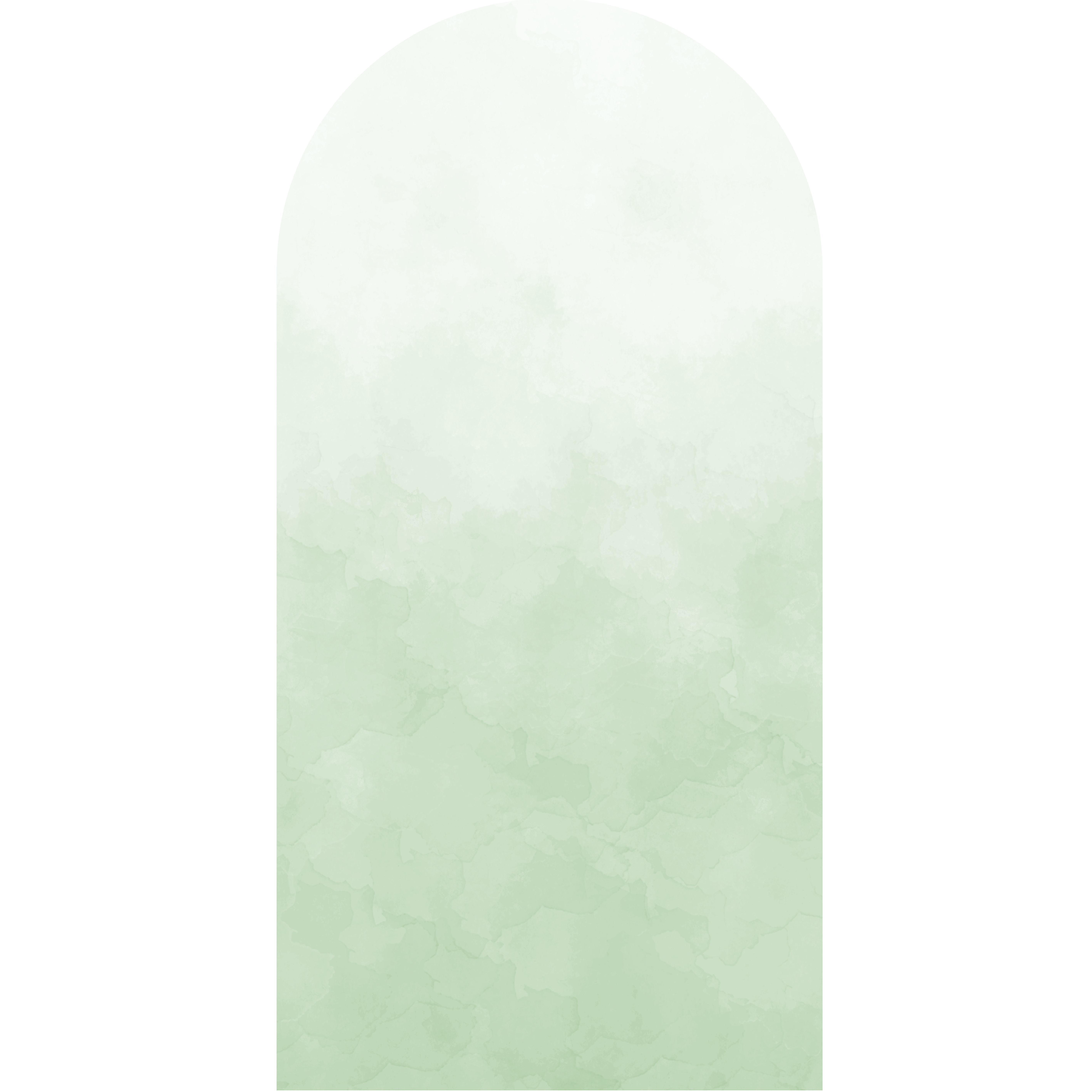 Green Ombre Panel